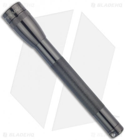 Maglite Mini LED Flashlight 2-Cell AAA Gray (77 Lumens)