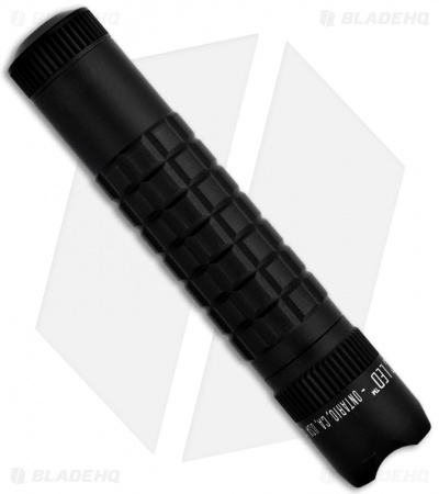 Maglite MAG-TAC LED Flashlight CR123A Black (320 Lumens)