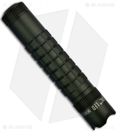 Maglite MAG-TAC LED Flashlight CR123A Green (320 Lumens)