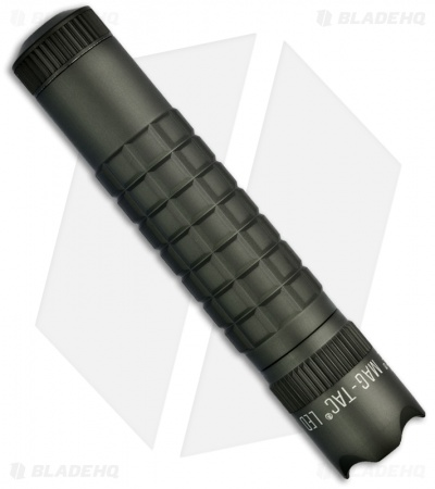 Maglite MAG-TAC LED Flashlight CR123A Gunmetal Grey (320 Lumens)