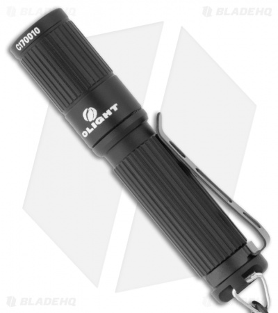 Olight i3S EOS Flashlight XP-G2 LED Black (80 Lumens)