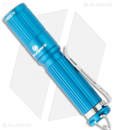 Olight i3S EOS Flashlight XP-G2 LED Blue (80 Lumens)
