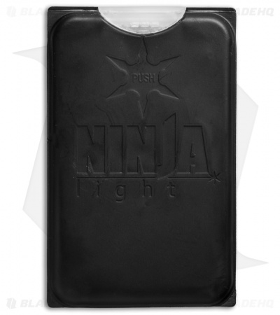 Wallet Ninja Credit Card LED Flashlight