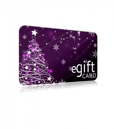 """Happy Holidays"" Blade HQ Gift Card"