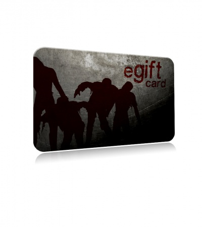 """Zombie Killer"" Blade HQ Gift Card"