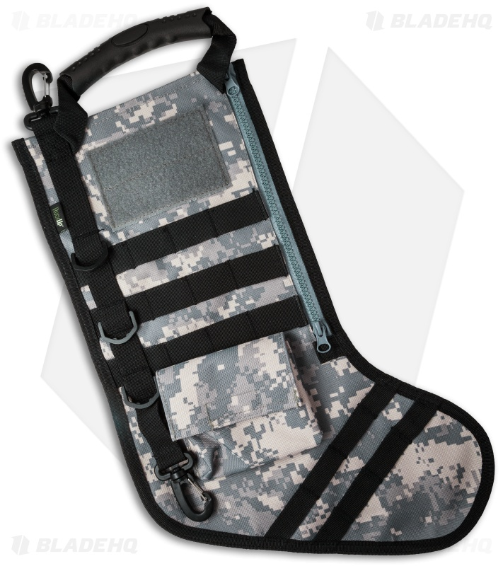Tactical Christmas Stocking Deluxe Molle Elite Version (ACU Digi ...