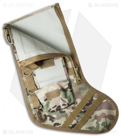 Tactical Christmas Stocking Deluxe Molle Elite Version (Multicam)