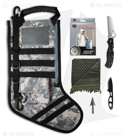 Tactical X-Mas Stocking Bundle - Adventure