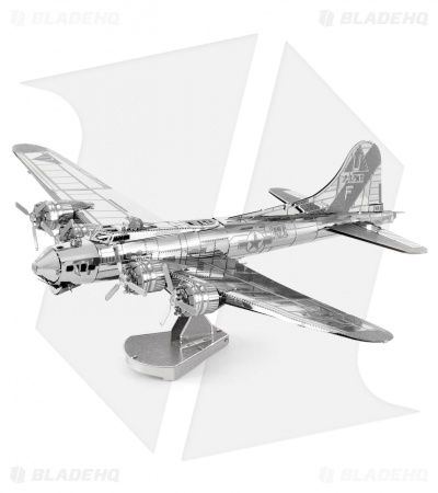B-17 Flying Fortress - Fascinations Metal Earth 3D Laser Cut Steel Models