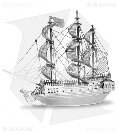 Black Pearl - Fascinations Metal Earth 3D Laser Cut Steel Models