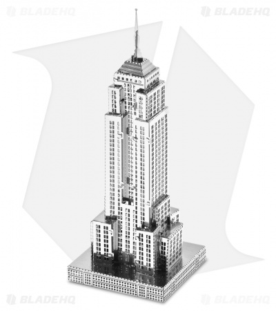 Empire State Building - Fascinations Metal Earth 3D Laser Cut Steel Models