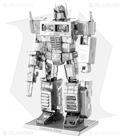 Optimus Prime - Fascinations Metal Earth 3D Laser Cut Steel Models