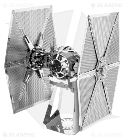 Special Forces Tie Fighter - Fascinations Metal Earth 3D Laser Cut Steel Models