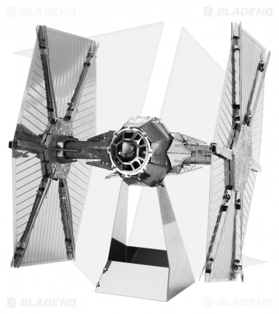 Tie Fighter - Fascinations Metal Earth 3D Laser Cut Steel Models
