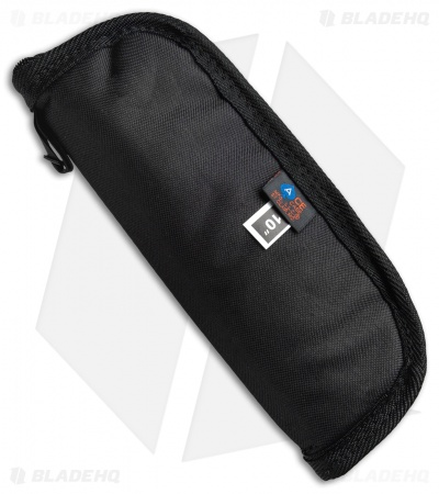 "Ace Case Large 10"" Fabric Knife Pouch (Black)"