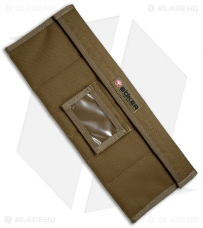 Boker Plus Knife Vault Large OD Green Storage Case 09BO156