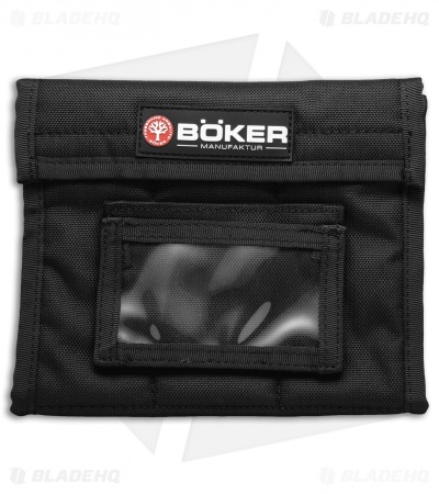 Boker Plus Knife Vault Small Black Storage Case 09BO153