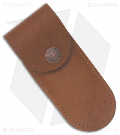 Case Knives Soft Leather Belt Sheath 50003