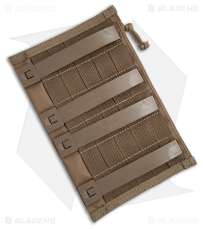 MSM Large Patch Panel Pouch (Marine Coyote)
