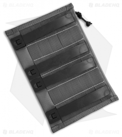 MSM Large Patch Panel Pouch (Wolf Gray)