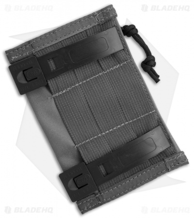 MSM Small Patch Panel Pouch (Wolf Gray)