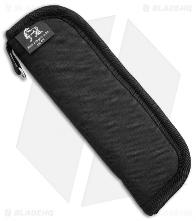 "Unique Cases 10"" Deluxe Zippered Knife Pouch -- USA Made"