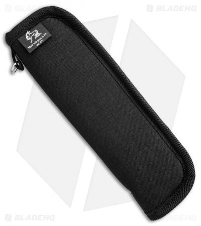 "Unique Cases 12"" Deluxe Zippered Knife Pouch -- USA Made"