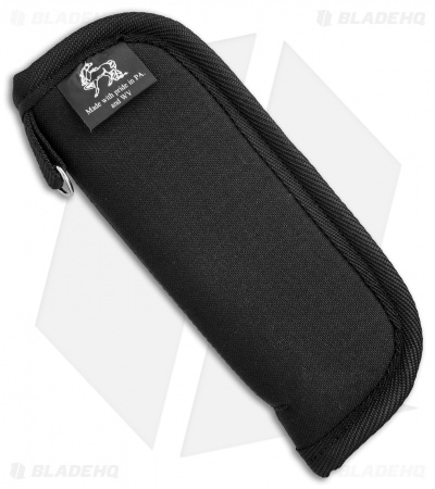 "Unique Cases 8"" Deluxe Zippered Knife Pouch -- USA Made"