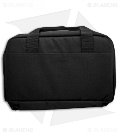Carry All Knife Nylon Case Black Holds 22 Knives