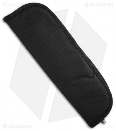 "Nylon Zipper Storage Knife Case Pouch (10"")"