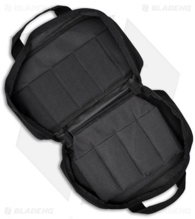 Zero Tolerance Knife Black Nylon Storage Case Bag (16 Pockets) ZT997