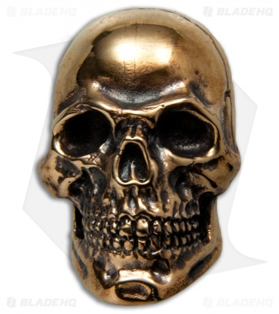 GD Skulls Monster's World Skull - Bronze