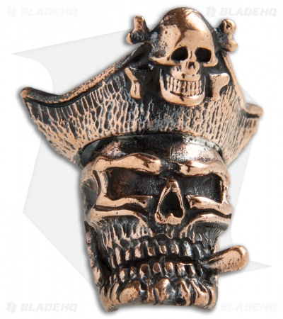 Lion ARMory Pirate Of Doom Bead Copper