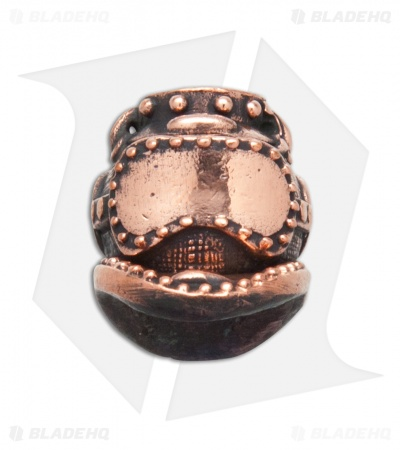 Lion ARMory Diving Helmet Bead Copper