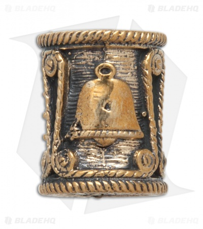 Lion ARMory Nautical Drum Bead Brass