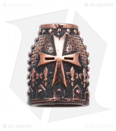 Lion ARMory Oath Keeper Bead Copper
