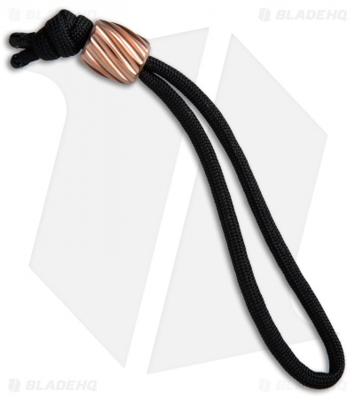 Maverick Workshop Helix Bead Lanyard (Copper)