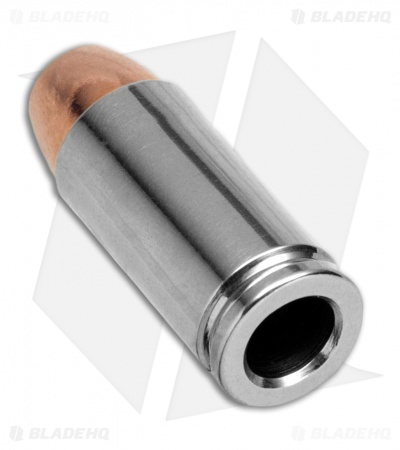 RNG Products Bullet Lanyard Bead (Titanium/Copper)