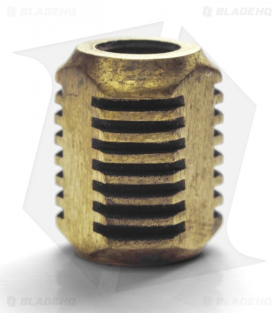 Darrel Ralph DDR Heat Sink Bead Brass (Blackened) L2BRBK