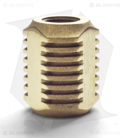 Darrel Ralph DDR Heat Sink Bead Brass (Satin) L2BRP