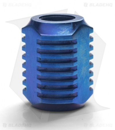 Darrel Ralph DDR Heat Sink Bead Titaniun (Blue) L2TB