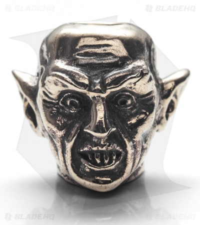 GD Skulls Monster's World Nosferatus Bead - Bronze