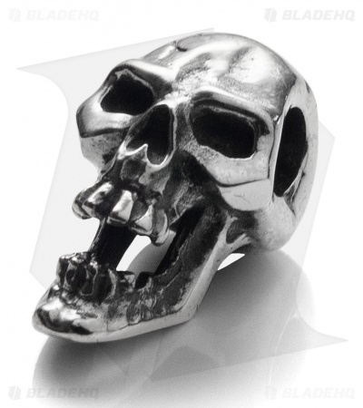 GD Skulls Screaming Skull Small Silver SS4