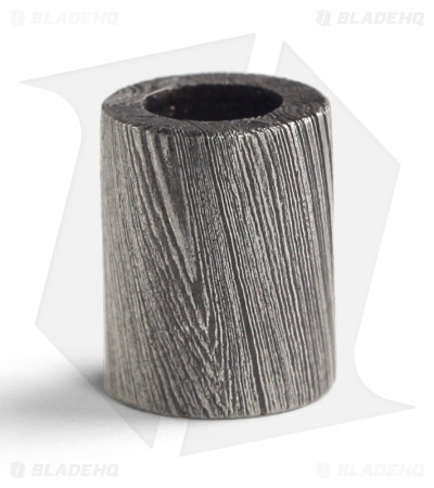 Grindworx Straight Cylinder Barrel Bead (Damascus)