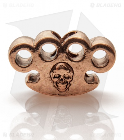 Grindworx X Schmuckatelli Knuckle Bead (Antique Copper)