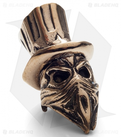 Lion ARMory American Gangster Bead Brass