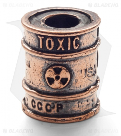 Lion ARMory Toxic Barrel Bead Copper