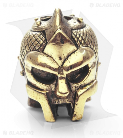 Lion ARMory Gladiator Bead Brass