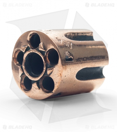 Lion ARMory Gun Cylinder Bead Copper