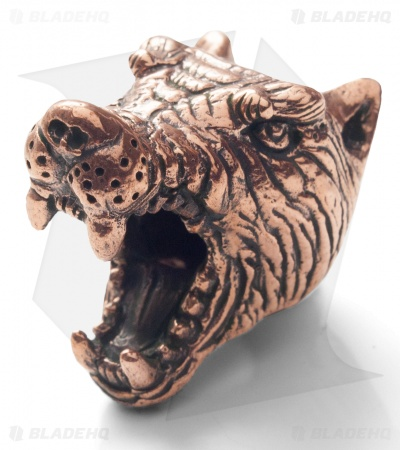 Lion ARMory Werewolf Bead Copper